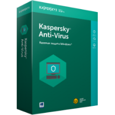 Kaspersky Anti-Virus, 2 ПК, 12 месяцев, BOX