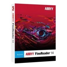 ABBYY FineReader 14 Business, Per Seat, 1 год, электронная лицензия