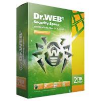 Dr.Web Security Space, 12 месяцев, электронная лицензия
