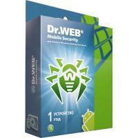 Dr.Web Mobile Security, 1 устройство, 12 мес., электронная лицензия
