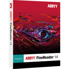 ABBYY FineReader 14 Enterprise, Per Seat, 1 год, электронная лицензия