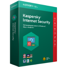Kaspersky Internet Security, 2 устройства, 12 месяцев, BOX