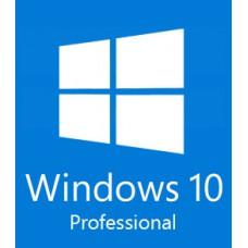 Microsoft Windows 10 Professional, 32-bit/64-bit, (ESD, электронная поставка)